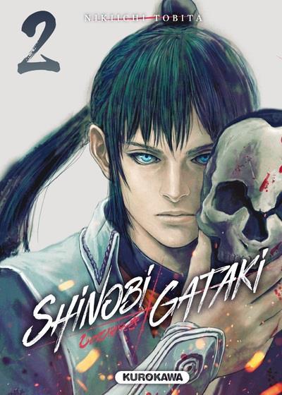 Couverture de Shinobi gataki -2- Tome 2