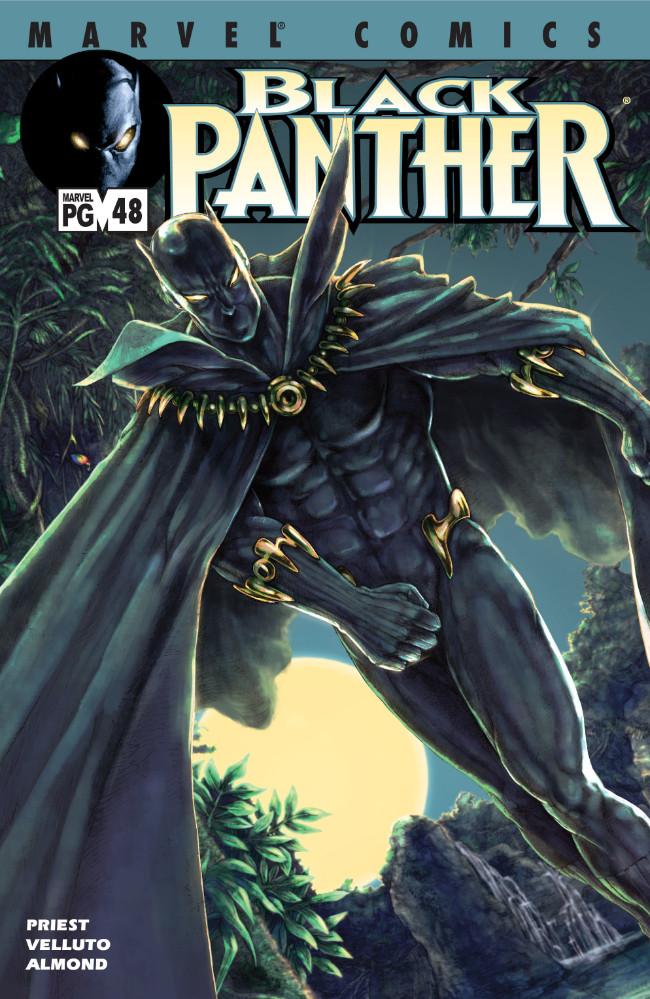 Couverture de Black Panther Vol.3 (Marvel - 1998) -48- (sans titre)