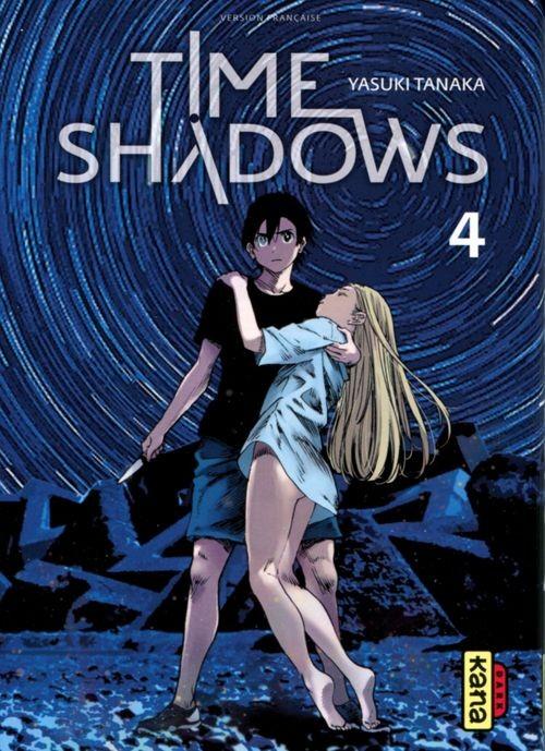 Couverture de Time Shadows -4- Tome 4