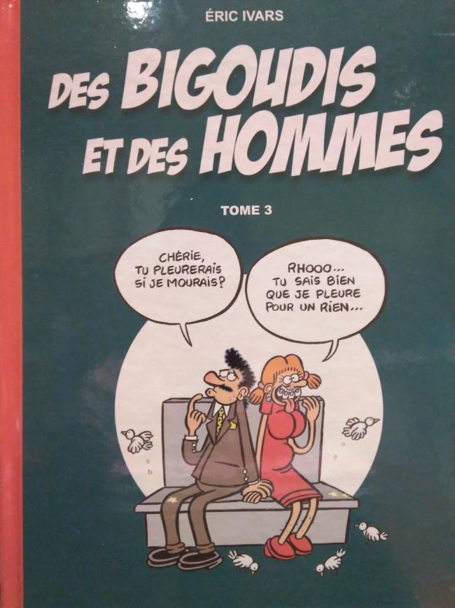 Couverture de Des bigoudis et des hommes -3a2019- Tome 3