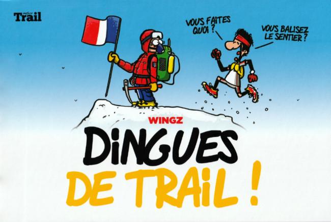 Couverture de Dingues de Trail ! - Tome 1