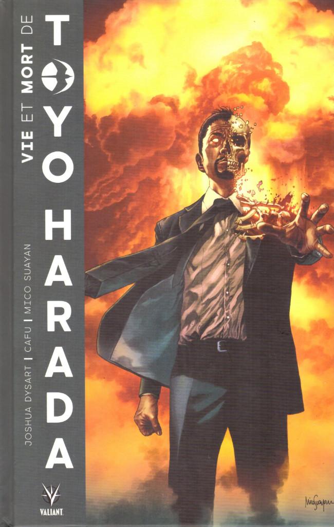 Couverture de Vie et mort de Toyo Harada
