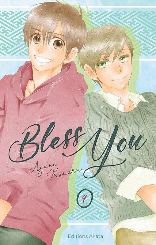Couverture de Bless you -4- Tome 4