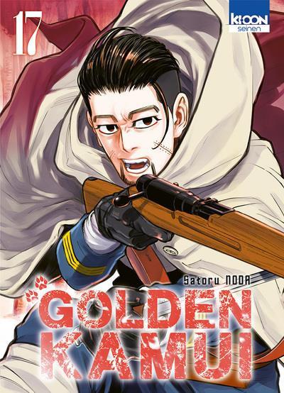 Couverture de Golden Kamui -17- Tome 17