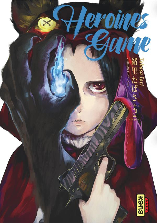 Couverture de Heroines game -2- Tome 2
