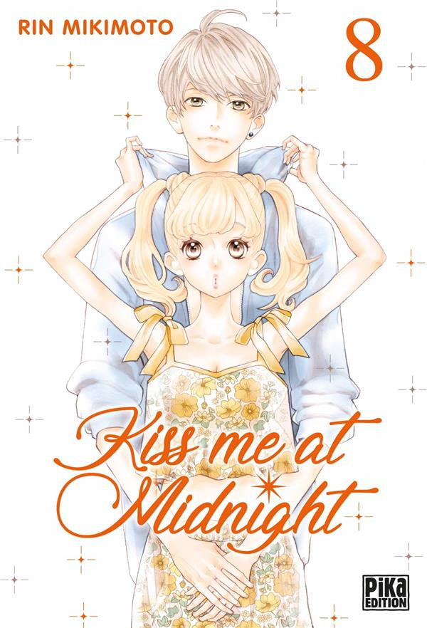 Couverture de Kiss me at Midnight -8- Tome 8