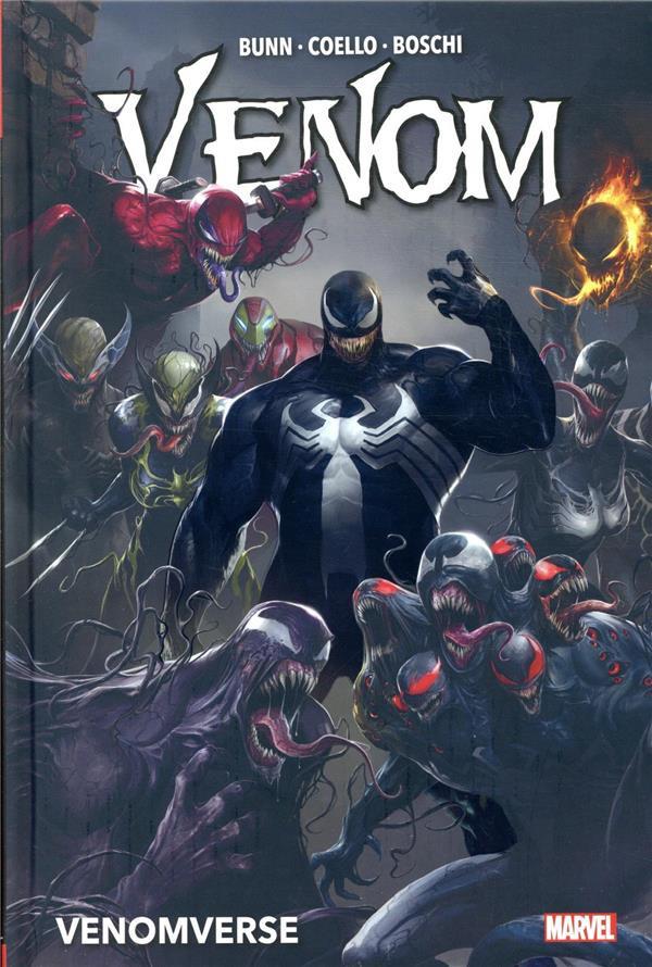 Couverture de Venomverse