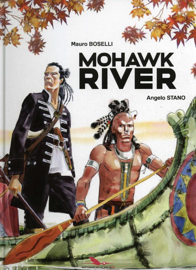 Couverture de Mohawk River