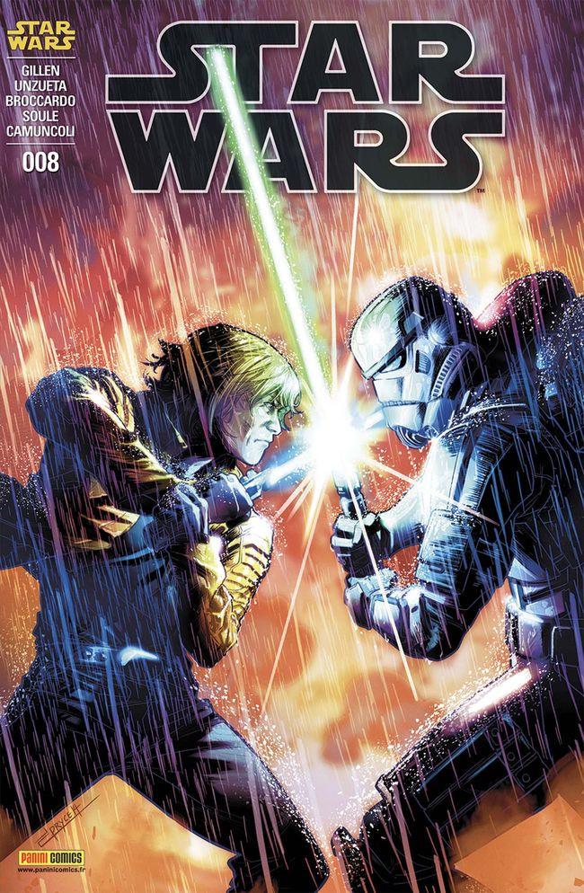 Couverture de Star Wars (Panini Comics - 2019) -8- L'Ascension de Vador