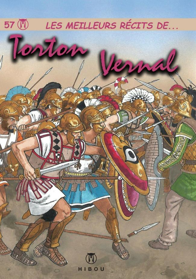 Couverture de Les meilleurs récits de... -57- Torton / Vernal