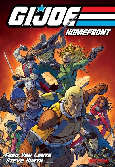 Couverture de G.I. Joe (Vestron) -1- Homefront