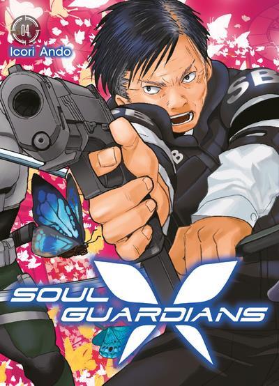 Couverture de Soul Guardians -4- Tome 4