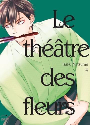 Couverture de Le théâtre des fleurs -4- Tome 4