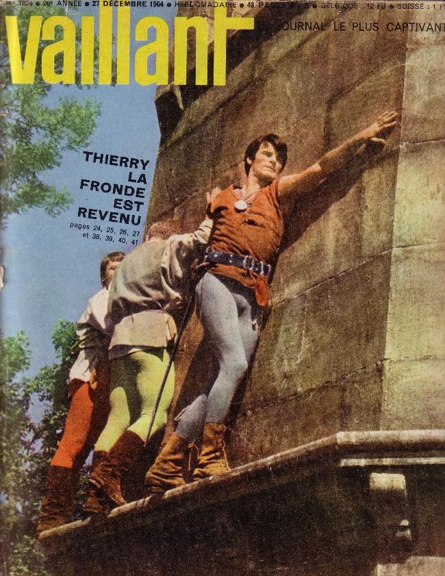 Couverture de Vaillant (le journal le plus captivant) -1024- Vaillant