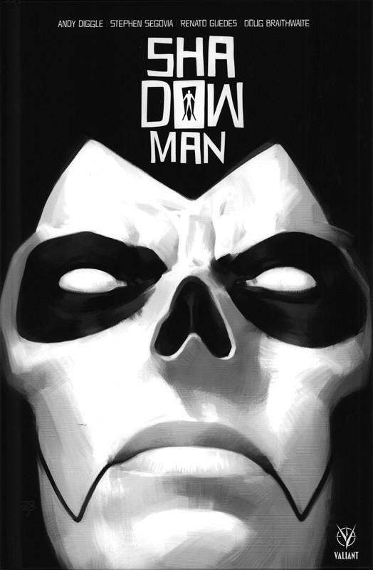 Couverture de Shadowman (2018) - Shadowman