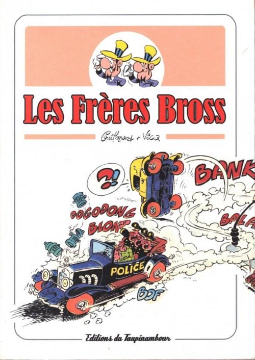 Couverture de Les frères Bross -1- Les Frères Bross