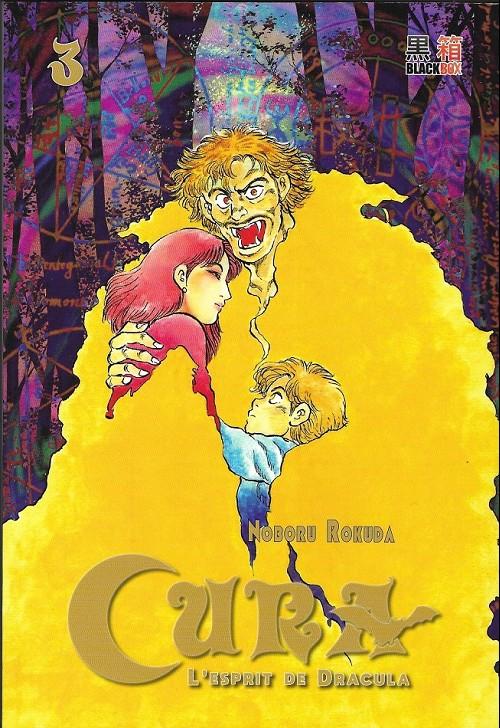 Couverture de Cura - L'esprit de Dracula -3- Tome 3