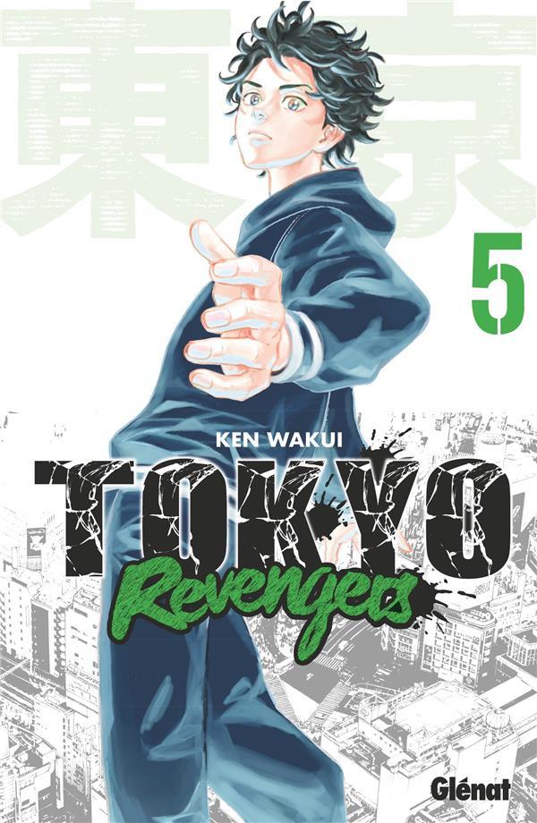 Couverture de Tokyo Revengers -5- Tome 5