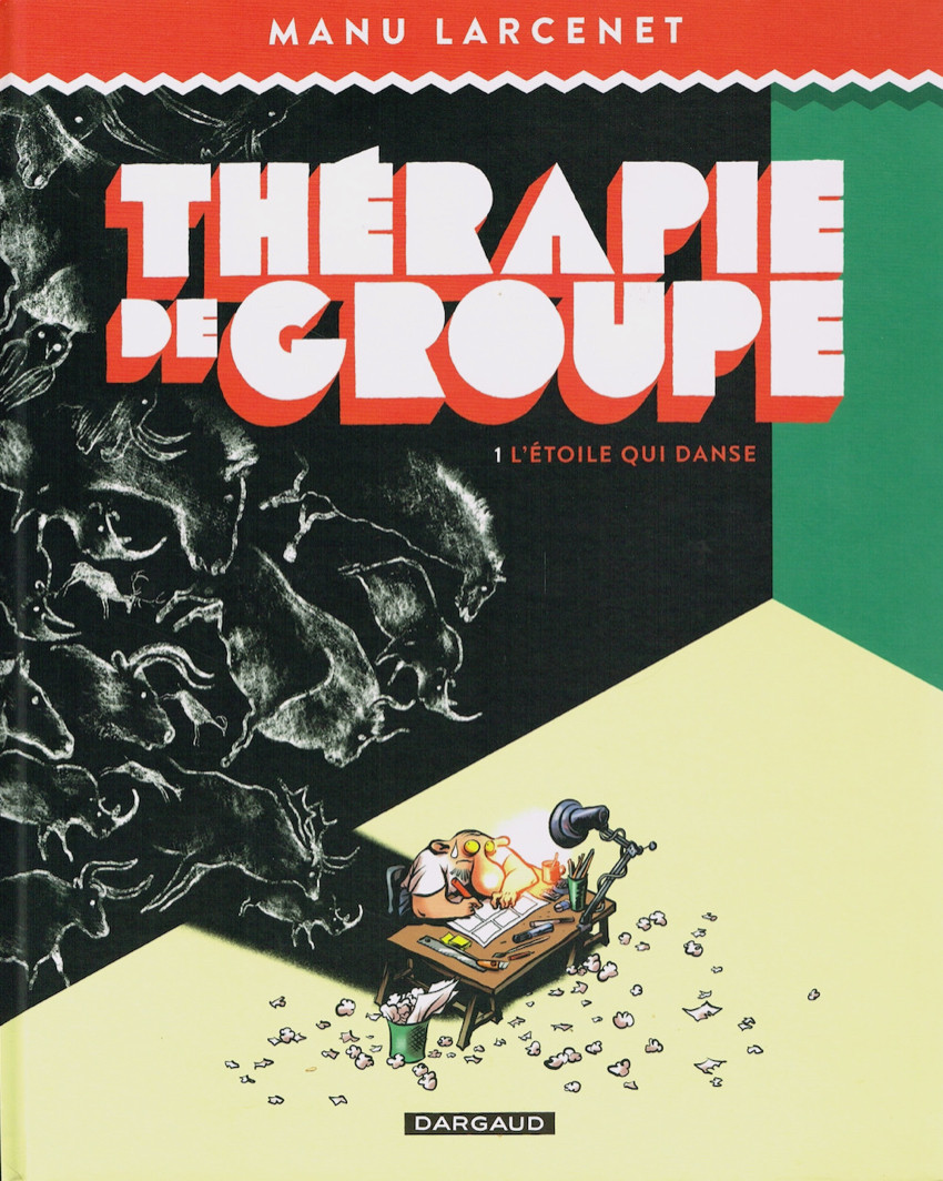 Thérapie de groupe - BD, informations, cotes