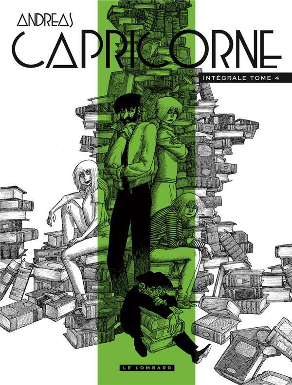 Couverture de Capricorne -INT4- Tome 4