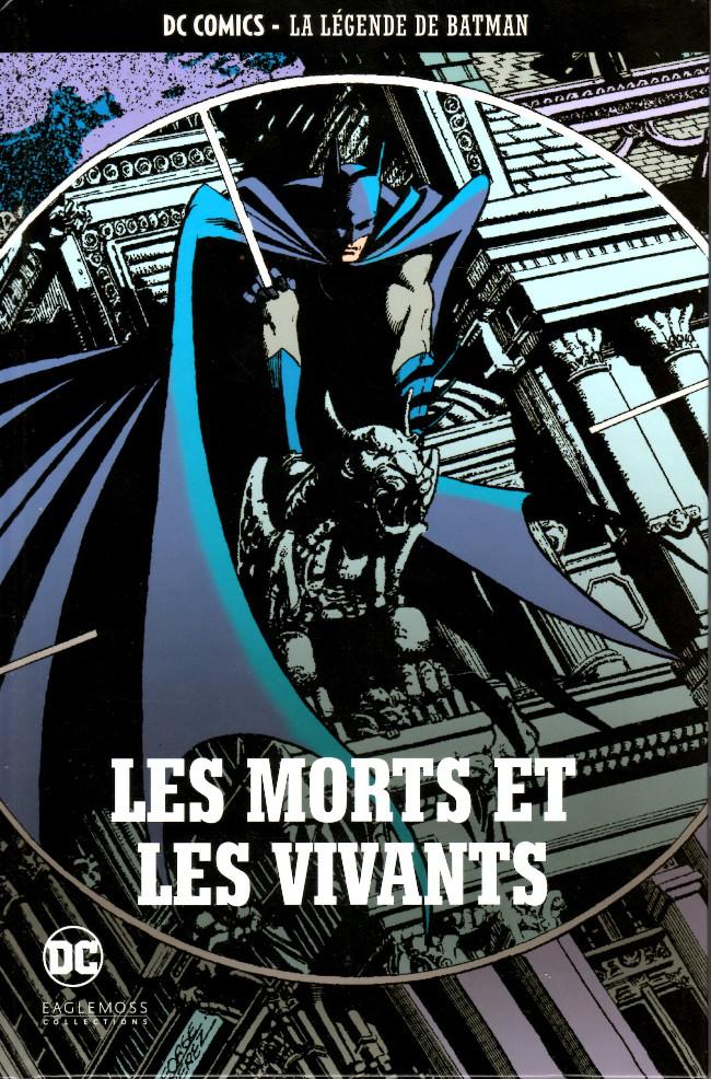 Couverture de DC Comics - La légende de Batman -6018- Les morts et les vivants