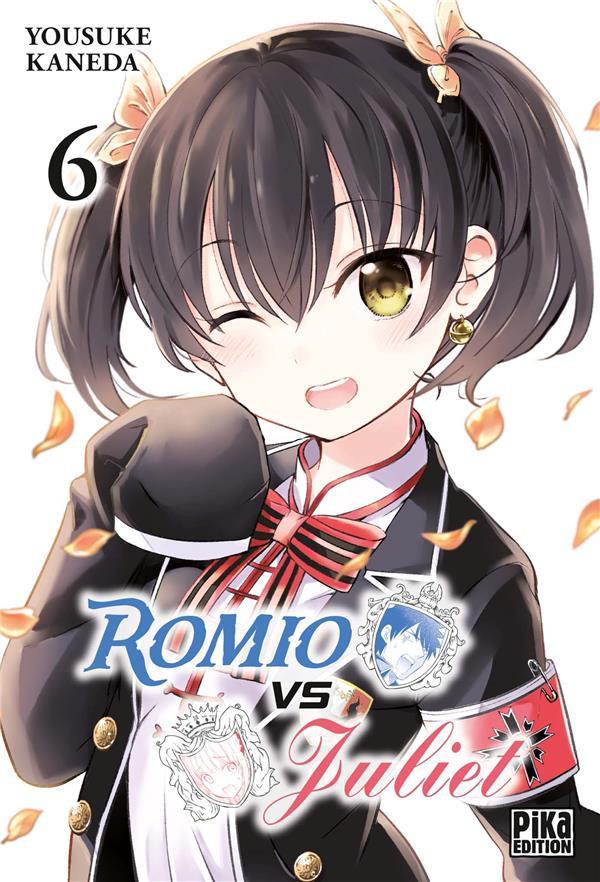 Couverture de Romio VS Juliet -6- Tome 6