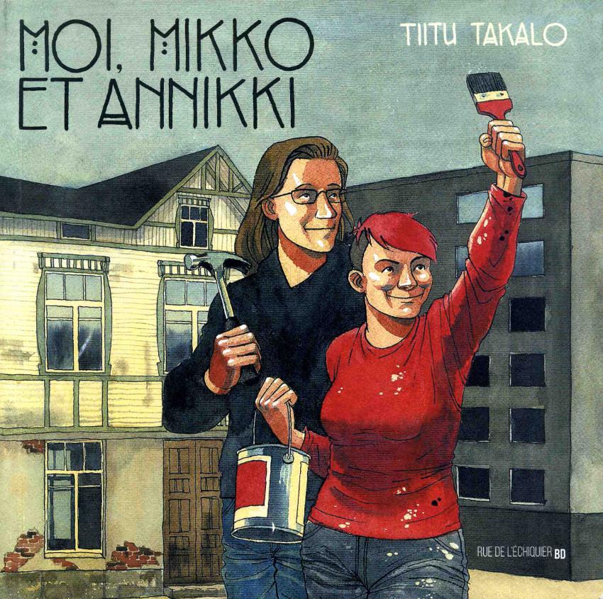 Couverture de Moi, Mikko et Annikki