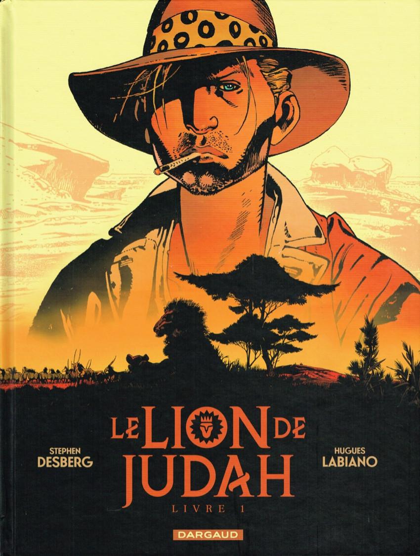 Couverture de Le lion de Judah -1- Livre 1