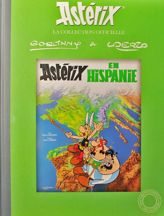 Couverture de Astérix (Hachette collections - La collection officielle) -14- Astérix en Hispanie