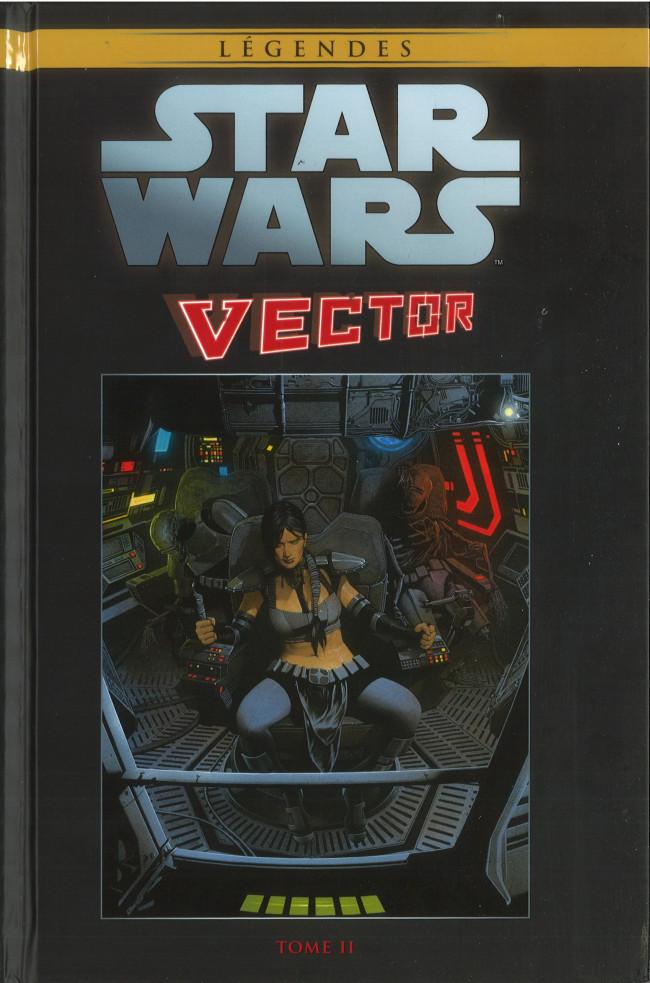 Couverture de Star Wars - Légendes - La Collection (Hachette) -106100- Vector - Tome 2