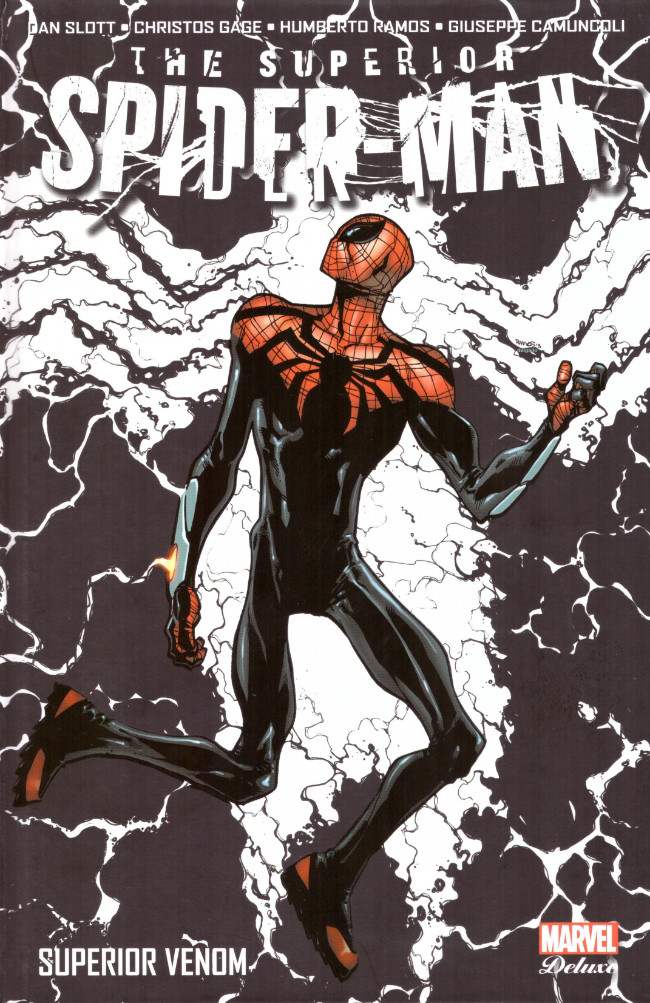 Couverture de Superior Spider-Man (The) -INT3- Superior Venom