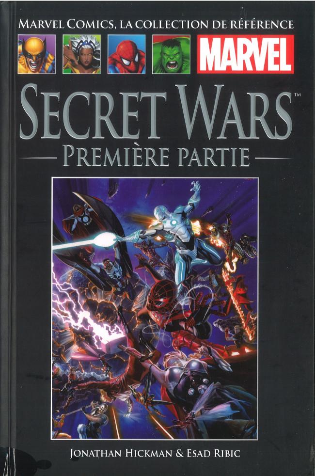 Couverture de Marvel Comics - La collection (Hachette) -149112- Secret Wars - Première Partie