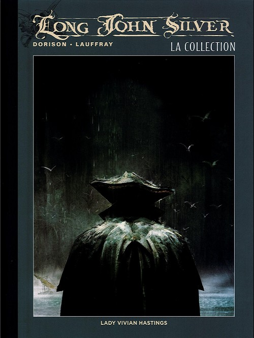 Couverture de Long John Silver - La Collection (Eaglemoss) -1- Lady Vivian Hastings