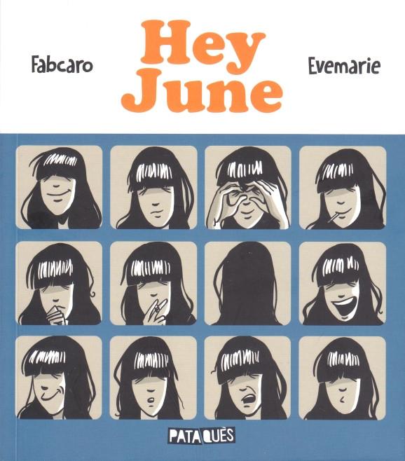 Couverture de Hey June - Tome 1