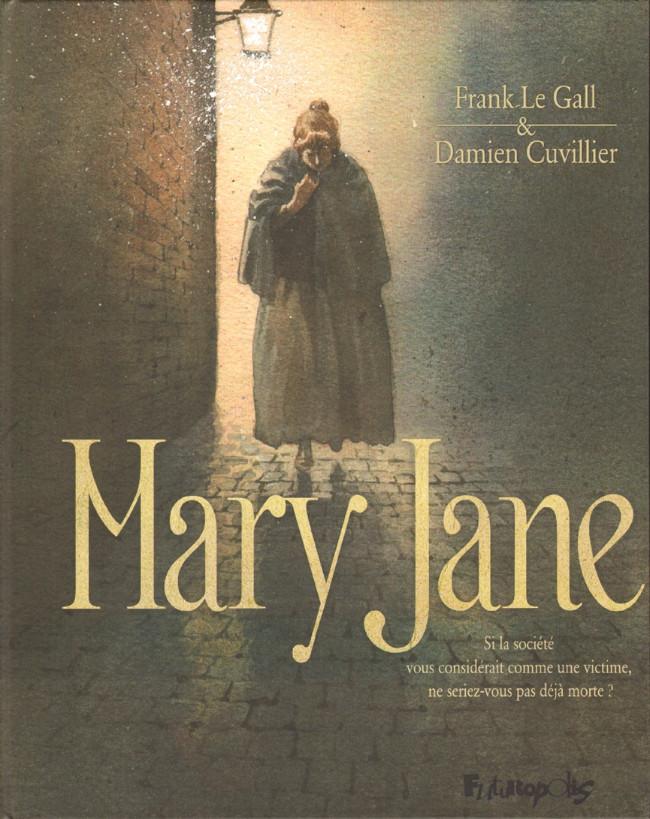 Couverture de Mary Jane