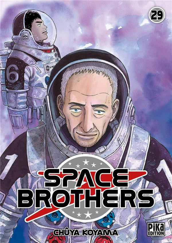 Couverture de Space Brothers -29- Tome 29