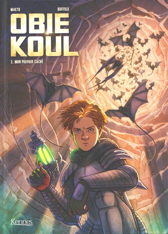 Couverture de Obie Koul -2- Mon pouvoir caché