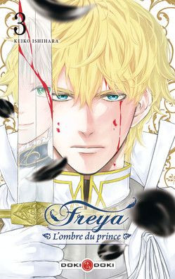 Couverture de Freya -3- Tome 3