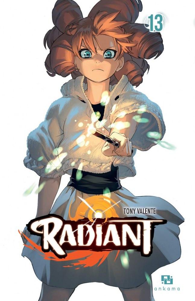 Couverture de Radiant -13- Tome 13
