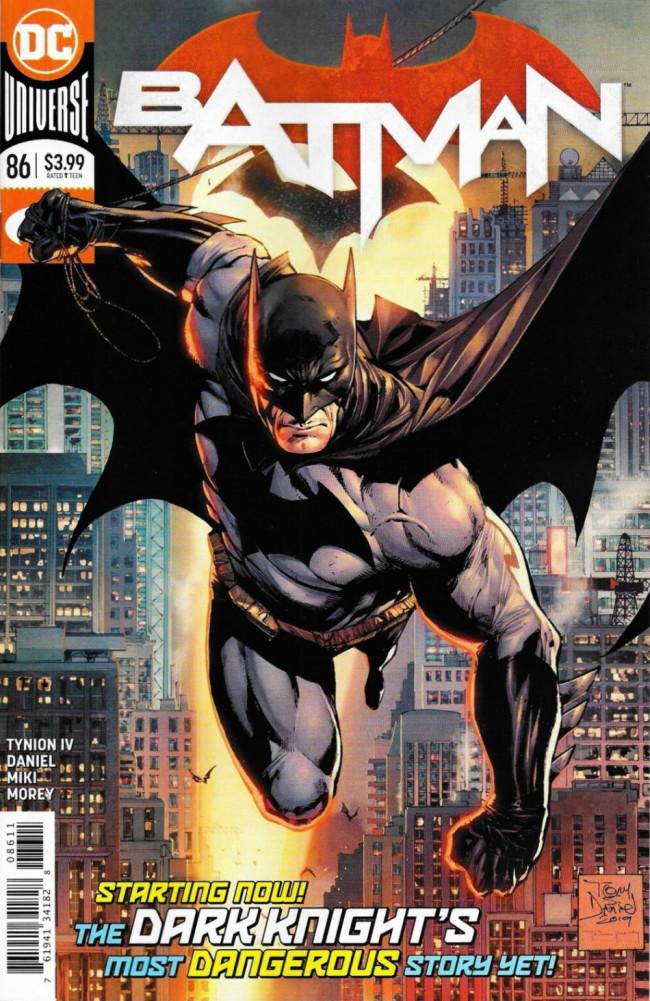 Couverture de Batman (2016) -86- Their Dark Designs, Part One
