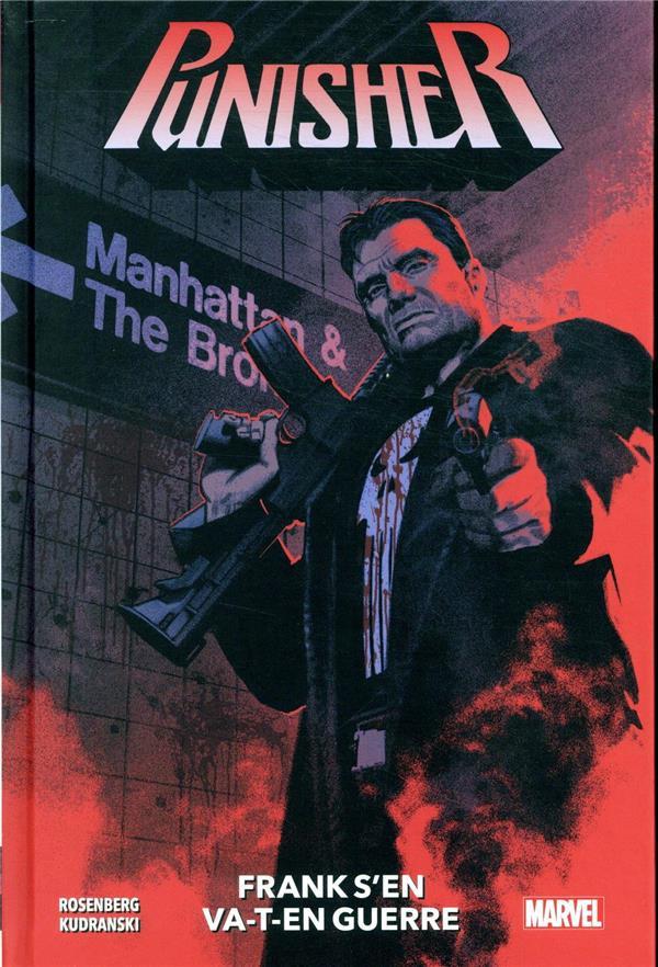 Couverture de Punisher (Fresh Start) -1- Frank s'en va-t-en guerre