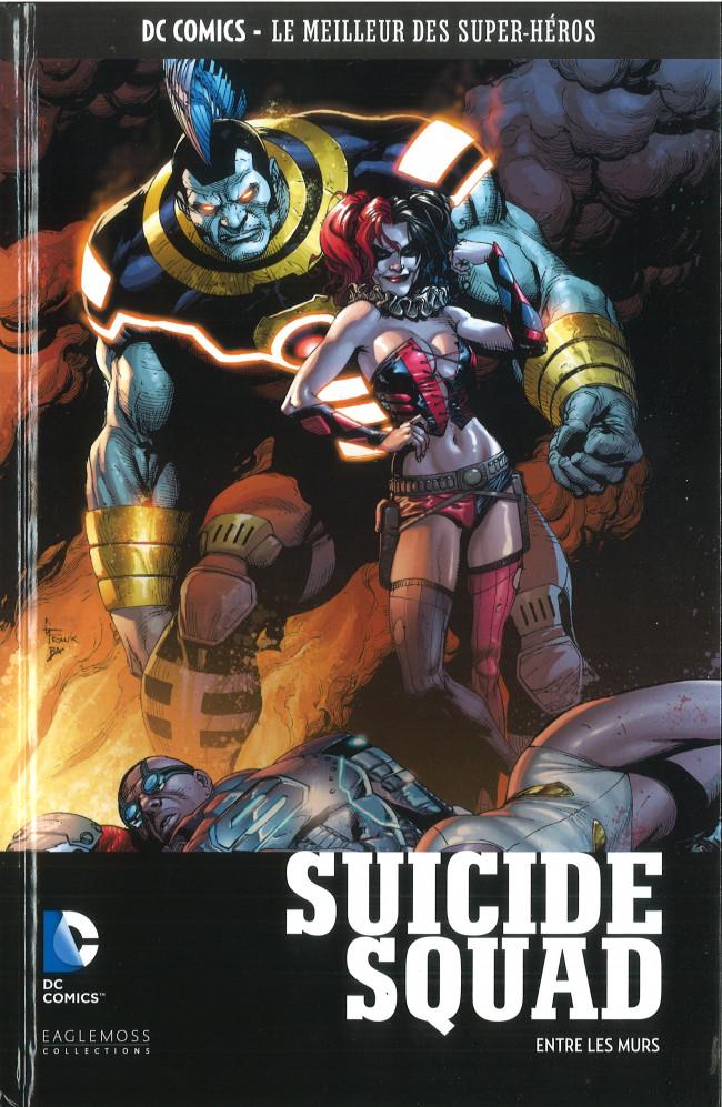 Couverture de DC Comics - Le Meilleur des Super-Héros -113- Suicide Squad - Entre les murs