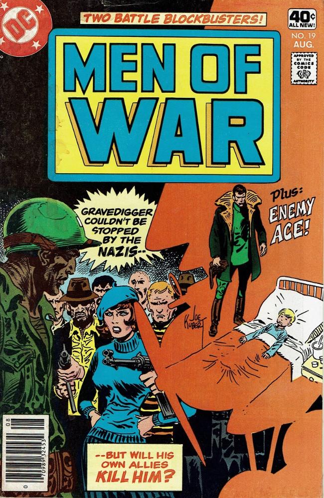 Couverture de Men of war Vol.1 (DC comics - 1977) -19- (sans titre)