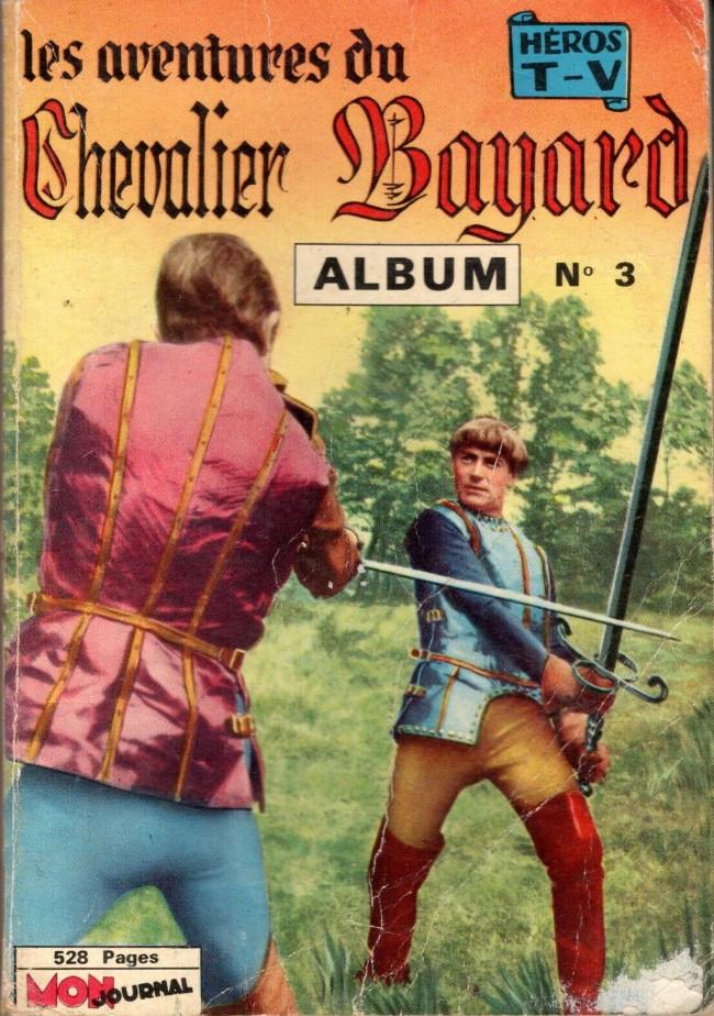 Couverture de Chevalier Bayard (Les aventures du) -Rec03- Album N°3 (du n°9 au n°12)