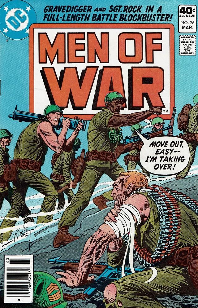 Couverture de Men of war Vol.1 (DC comics - 1977) -26- (sans titre)