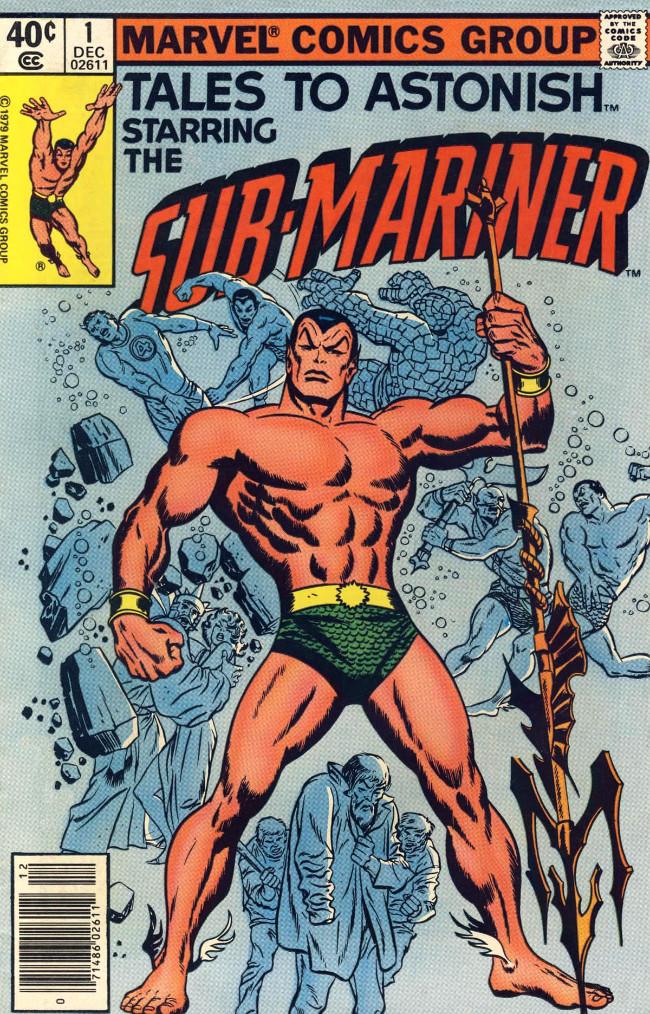 Couverture de Tales to astonish Vol. 2 (Marvel - 1979) -1- (sans titre)