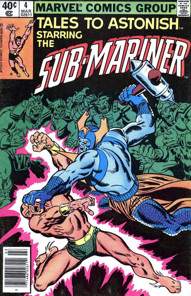 Couverture de Tales to astonish Vol. 2 (Marvel - 1979) -4- (sans titre)