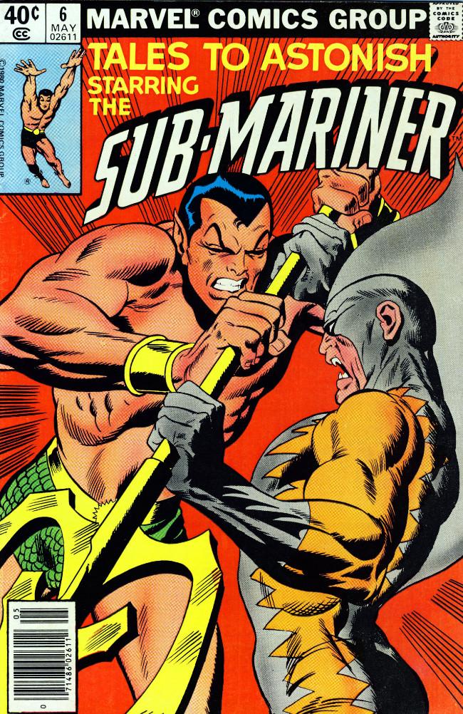 Couverture de Tales to astonish Vol. 2 (Marvel - 1979) -6- (sans titre)