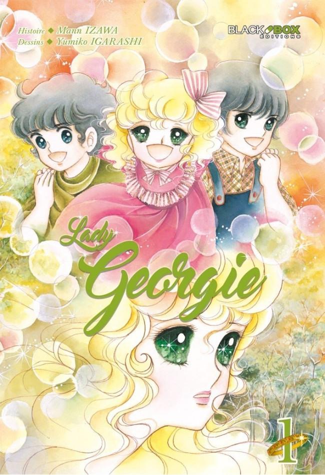 Couverture de Lady Georgie (édition deluxe) -1- Tome 1