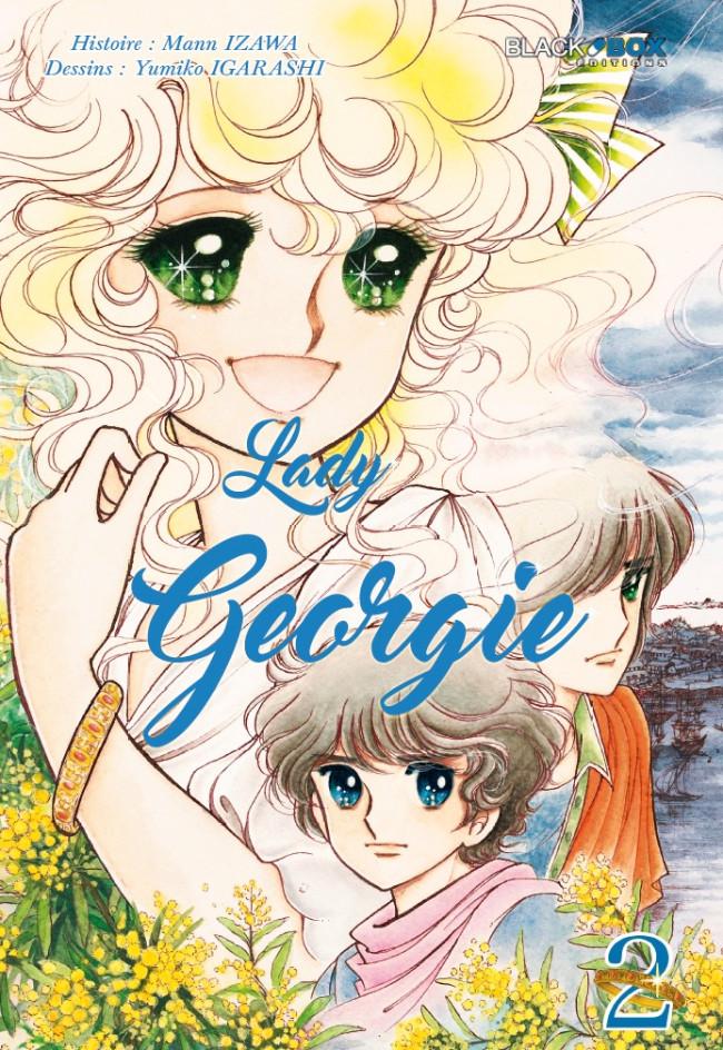 Couverture de Lady Georgie (édition deluxe) -2- Tome 2